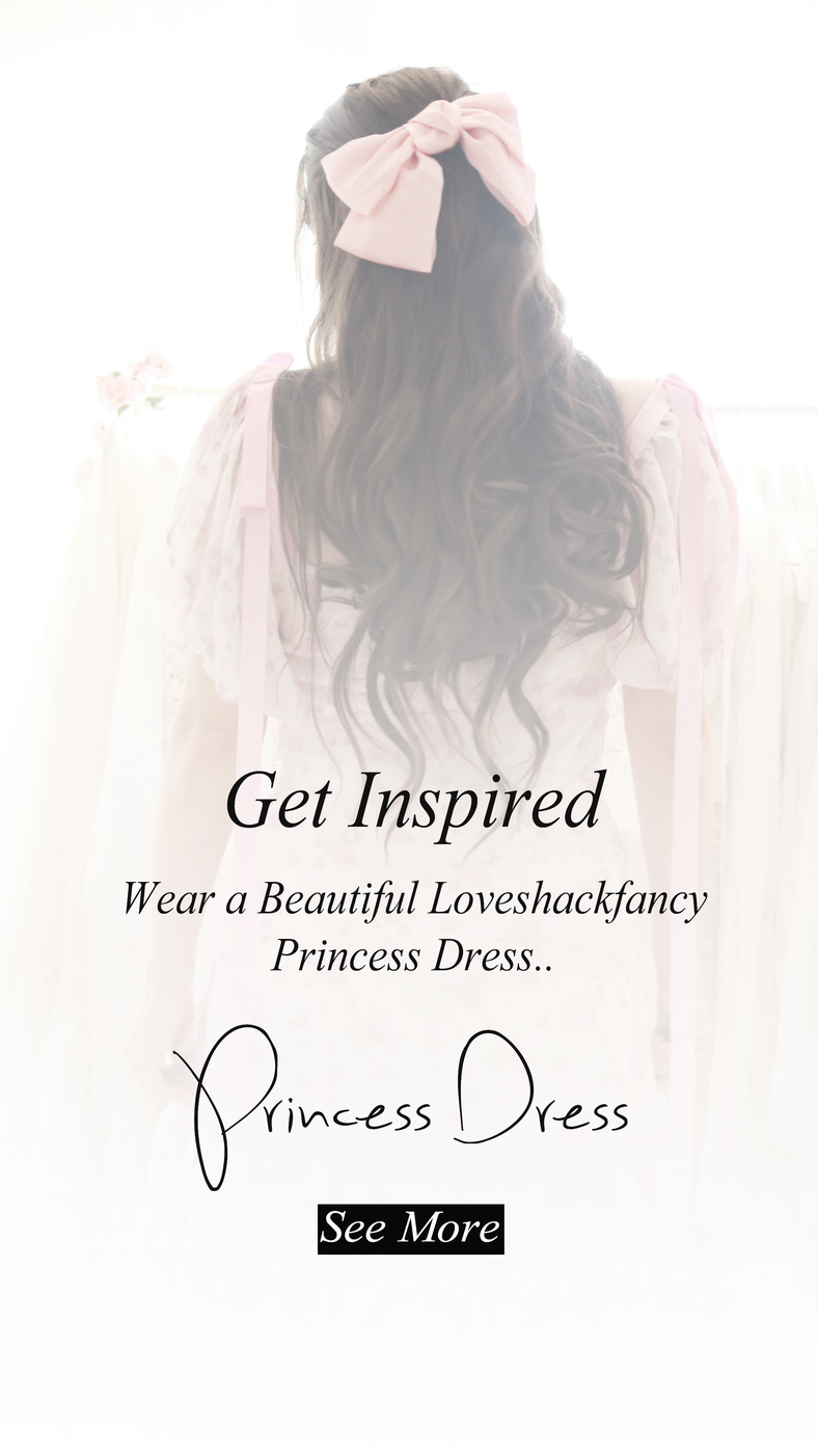 Feeling like a Princess in this Beautiful Loveshackfancy Princess Dress..