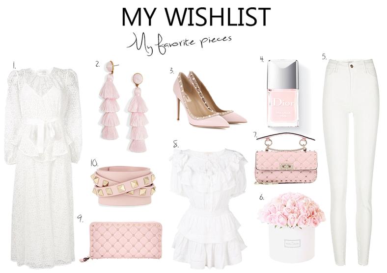My Wishlist White Dresses for Spring..