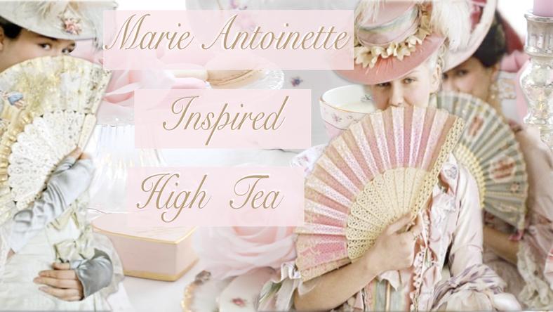 MARIE ANTOINETTE INSPIRED YOUTUBE VIDEO