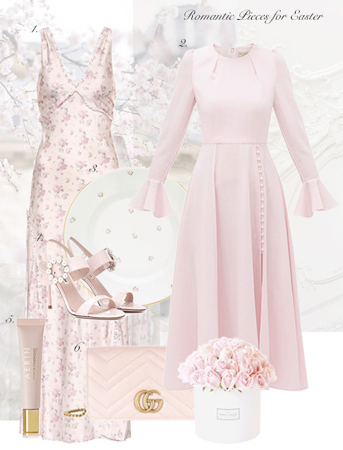 Pretty Pink Pieces for Easter..