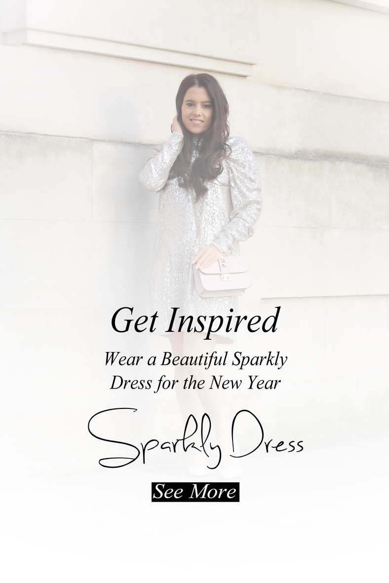 Sparkley Dress and our Lovely Holiday Break..