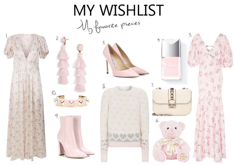 My Wishlist Fairy Tale pieces for the Holiday Season..