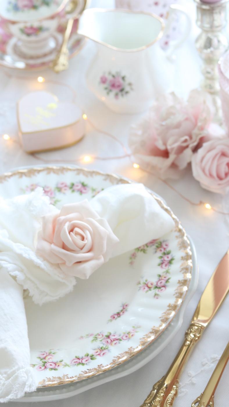 MARIE ANTIONETTE INSPIRED HIGH TEA