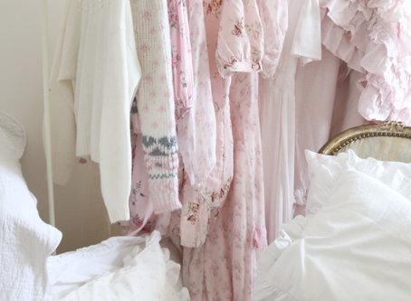 WHERE TO FIND THE MOST BEAUTIFUL LOVESHACKFANCY DRESSES AND SHABBY CHIC BEDDING..