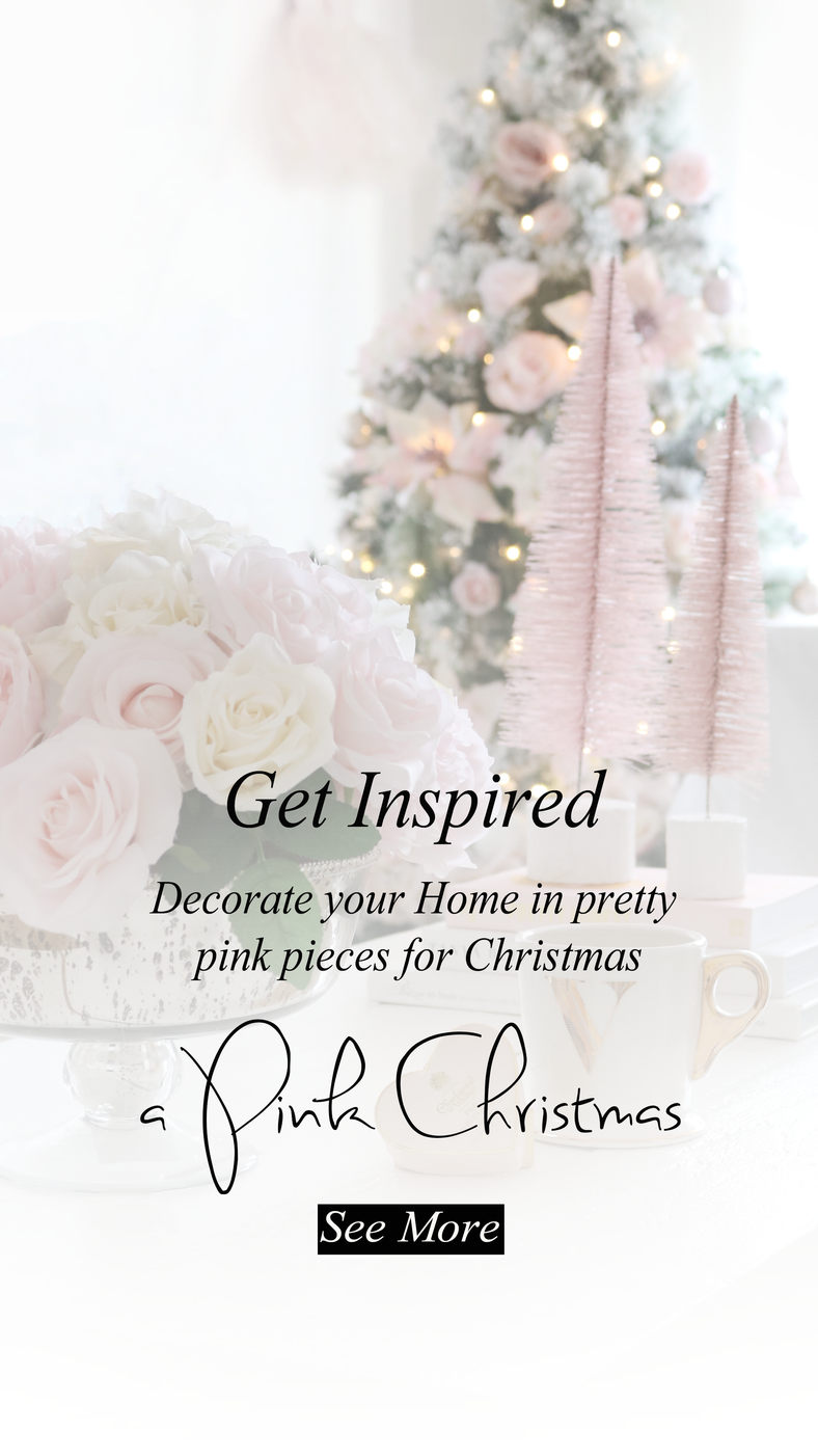 I am Wishing you all a Pink Merry Christmas..