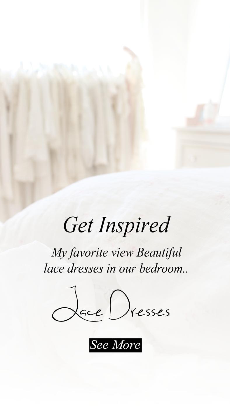Beautiful Lace Dresses..