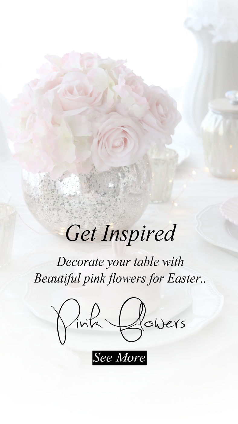 Pink & Pastel colors for Easter..