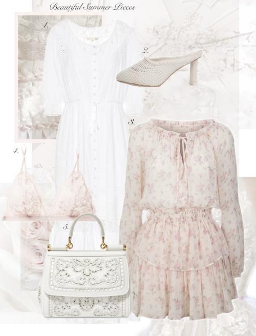 My Shopping Wishlist Beautiful Summer Pieces..
