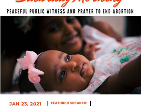 Stand Together for Life January 23rd 9:45 AM