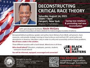 Deconstructing Critical Race Theory with Kevin McGary and Neil Mammen