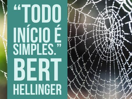 O início - Bert Hellinger