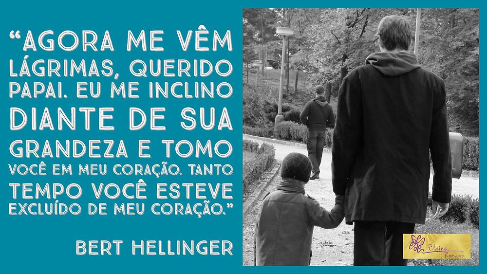 Carta ao meu pai - Bert Hellinger
