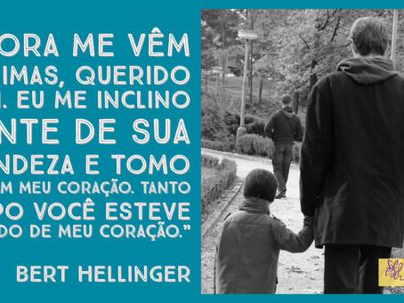 Carta de Bert Hellinger a seu pai