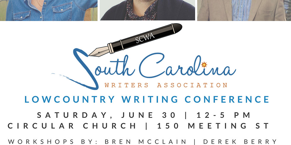 SCWA Lowcountry Writing Conference