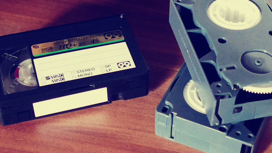 ARE YOUR OLD VIDEO TAPES DEAD???
