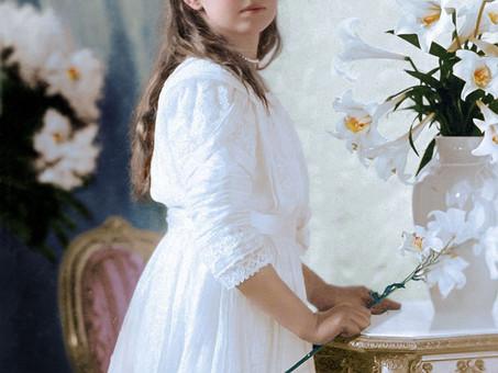 Maria Romanov - a loving soul