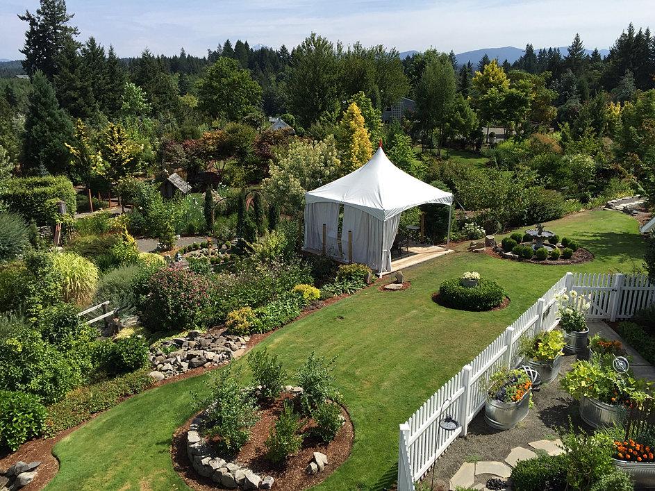 Laurel hedge landscape design gardens boutique garden view workwithnaturefo