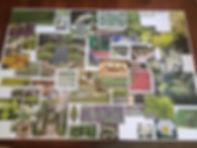 landscape design story board