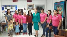 Estudiantes del Técnico Superior en Pedagogía y Didáctica Preescolar realizaron una gira en la Escue