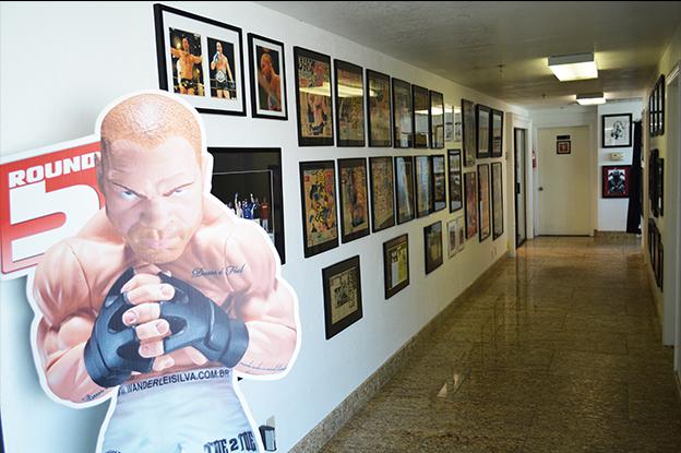 Wand Fight Team Wanderlei Silva Hall