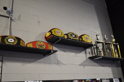 Wand Fight Team Belts