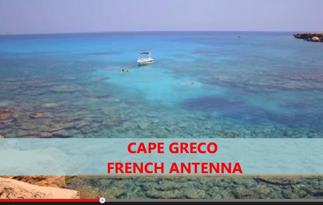16. French Antennas Dive Point