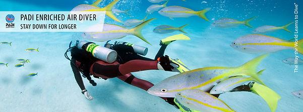 PADI Enriched Diver