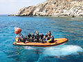Dive Boat Safari Cyprus