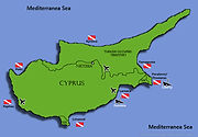 Dive Sites in Cyprus