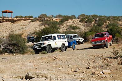Dive Jeep Safari Cyprus