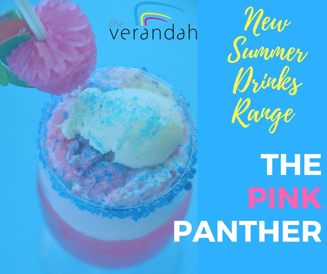 A New Summer drink for our new summer. They are guilty pleasures!