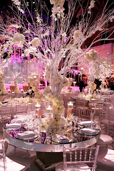 Winter Wedding - Decor