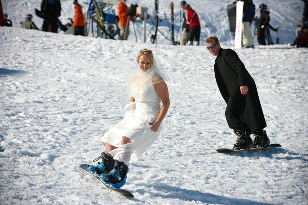 Winter Weddings Are Cheaper