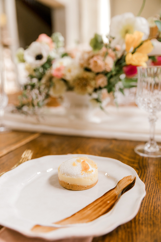 Lemon meringue pie - The Verandah Catering
