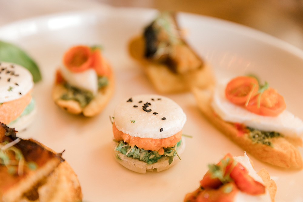 Hollywood Glamour - Canapes