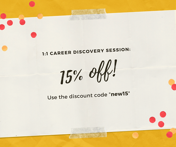 Career discovery discount code .png