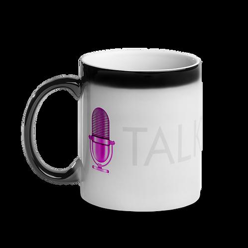 Glossy TALKinPINK Magic Mug