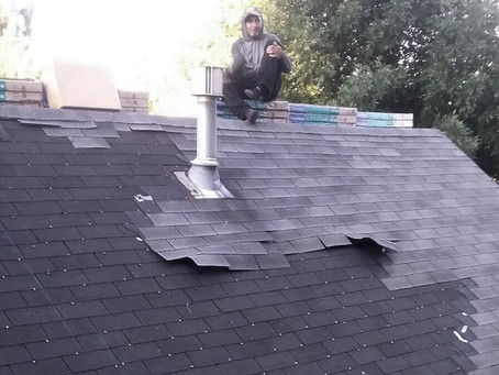 """Two Layers"" Is A Dirty Word In Roofing"