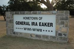 General Ira Eaker Memorial