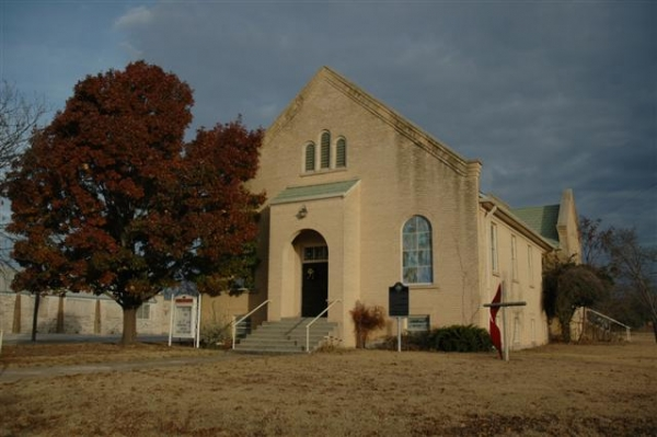 Eden Methodist Church