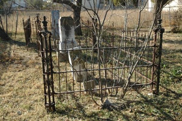 Old Eden Cemetery
