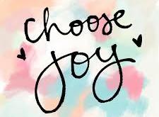 Choosing Joy in the midst of heartache