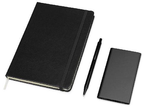 Набор Blast: пауэрбэнк, блокнот, ручка