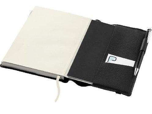 Набор Elastic: блокнот с держателем, шариковая ручка
