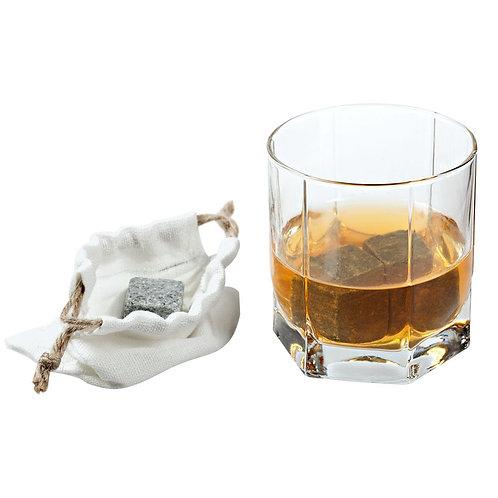 Набор для виски с камнями для охлаждения Brisote