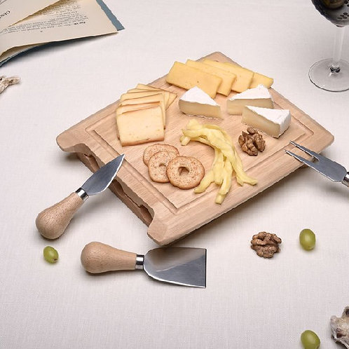 Набор для сыра Gruyere: 4 предмета