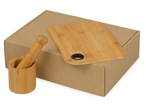 Набор Pecora: кухонные аксессуары из бамбука