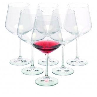 Набор Meltemi: 6 бокалов для красного вина