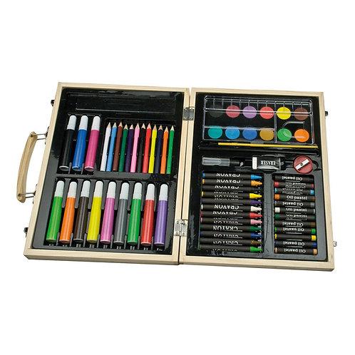 Набор карандашей и маркеров Study