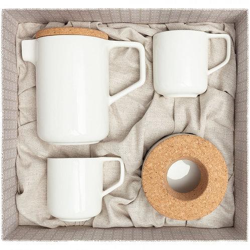 Чайный набор Riposo на 2 персоны (2 варианта)